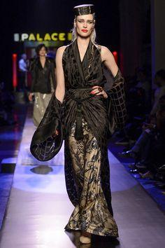Jean Paul Gaultier Haute couture Spring/Summer 2016 50