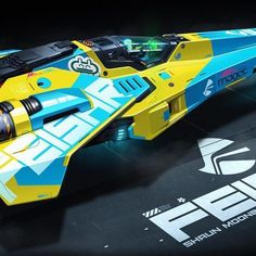 Check out this Wipeout FEISAR redesign concept by Shaun Mooney wipeout conceptdesign design games scifi speed conceptart Designers Republic, Board Game Design, Concept Art World, Cyberpunk Art, Ship Art, Space Crafts, Spaceships, Sci Fi Art, Creature Design