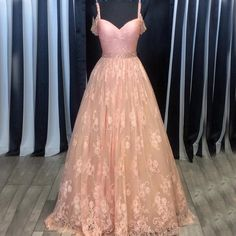 Bush Pink Lace Ball Gowns Prom Dress Lace Prom Dress, Vestido De Festa, New Arrival Prom Dress,Modest Prom Dress,Women's Sweetheart Formal Dress With Beaded Straps Prom Dresses Long Pink, Dresses Short, A Line Prom Dresses, Dresses For Teens, Modest Dresses, Evening Dresses, Dress Prom, Party Dresses, Dress Wedding