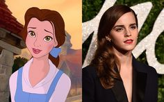 Emma Watson as Belle, Taylor Swift as Elsa, and Other Hollywood Actresses Who Should Play Disney Heroines – Vogue