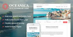 Oceanica is an ultimate Hotel Booking WordPress theme. If you are looking for a modern and lightweight design with an accommodation booking option for your hospitality business, Oceanica will serve...