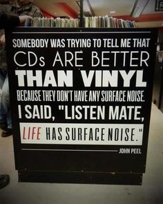 Things Vinyl Collectors