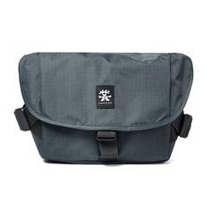 Crumpler Light Delight Hipster / Shoulder Sling Bag 4000 LDHS4000-010 Steel Grey #Crumpler