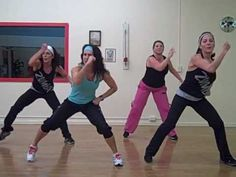 Big and Chunky by Nascafitness seriously my fave Zumba song!