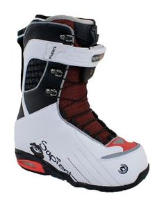 Sapient S11 Women's Snowboard Boots Red/Black 6 Sapient. $51.45. Save 79%!