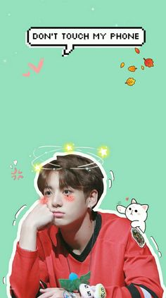 Image Result For Don T Touch My Phone Unless You Are Bts Wallpaper