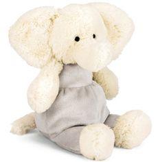 Velvet Elly Elephant for baby