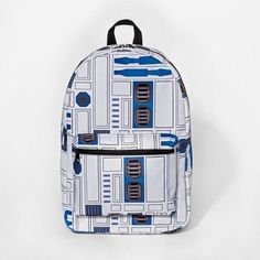 Star Wars Starwars R2D2 Kids' Backpack