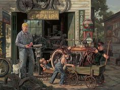 """""""The Gift"""" by Bob Byerley"""