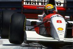 Senna, McLaren Monaco 1993