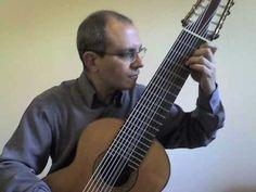"This is an improvisation at a 10 strings guitar tuned in a microtonal way. This is a live recording at the radio show called ""Erudito"", produced by Cintia de los Santos at the radio Buzina do Gazômetro, at Porto Alegre city. Fernando Lewis de Mattos, guitar."