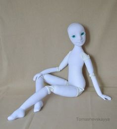 cloth and clay doll