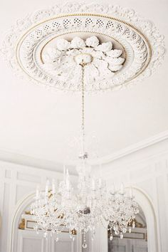 15 of the Most Beautiful Chandeliers Featured at TIG :: This is Glamorous