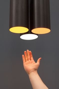Au / Ag / Cu - light - 2010 - Lukas Peet Design
