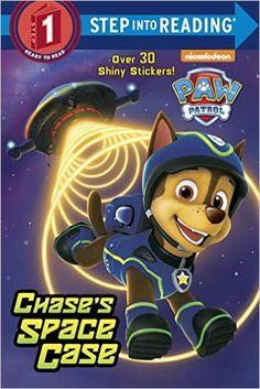 Chase's Space Case (Paw Patrol) (Step into Reading): Kristen L. Depken, Mike Jackson: 9780553538861: Amazon.com: Books