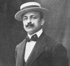 Filippo Tommaso Marinetti fue un ideólogo, poeta y editor italiano del siglo XX, y fundador del movimiento futurista.