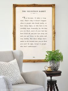 More Large-Scale Free Printable Quote Art Signs!