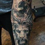 Made by Rember Orellana Tattoo Artists in Texas, US Region