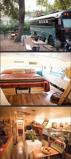 If I had this, I would spend most of my year on road trips