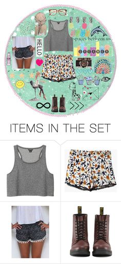 """spaces between us"" by lindsey456 ❤ liked on Polyvore featuring art"