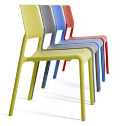 spark side chair by Knoll @DWR