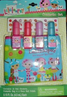 Lalaloopsy Cosmetic Set >>> Visit the image link more details. (This is an affiliate link) #MakeupDressUpToys