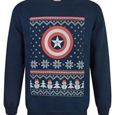 Catégorie Pulls, Christmas Sweaters, Marvel, Fashion, Moda, Fashion Styles, Christmas Jumpers, Fasion, Tacky Sweater