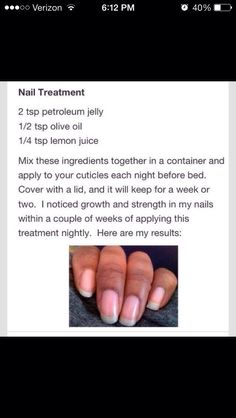 nail growth tips how to grow nail growth tips _ nail growth _ nail growth tips faster _ nail growth diy _ nail growth tips how to grow _ nail growth treatment _ nail growth serum _ nail growth tips remedies Nail Growth Tips, Nail Care Tips, Nail Tips, Nail Hacks, Fast Nail Growth, Belleza Diy, Tips Belleza, Beauty Care, Beauty Skin