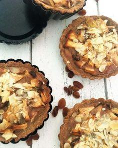 Ontbijttaartjes - Oh My Pie! Gluten Free Flour, Lactose Free, Gluten Free Baking, My Pie, Sweets Recipes, Best Breakfast, Tart, Muffin, Low Fodmap