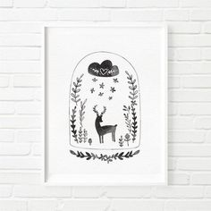 Your place to buy and sell all things handmade Printing Services, Online Printing, Art Wall Kids, Printable Wall Art, Different Colors, Nursery Decor, Wall Art Prints, Kids Room, Printables