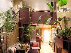 Loft - living room by Chris