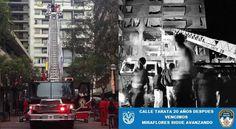Atentado Tarata Miraflores  20 años despues Bomberos Peru  B28