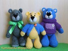 Bears from Marina Chuchkalova. Discussion on LiveInternet - Russian Service Online Diaries