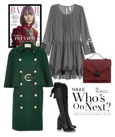 """""""Untitled #128"""" by chuli33 on Polyvore featuring Chloé, River Island and Loeffler Randall"""