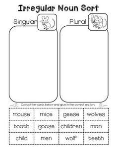 free past tense regular and irregular verb sort worksheets irregular verbs the younger and corner. Black Bedroom Furniture Sets. Home Design Ideas
