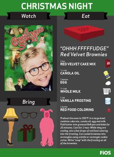 You don't have to say THE word, the big one, the queen-mother of dirty words to put one of these tasty treats in your mouth. You don't even have to wait for the next 24-hour A Christmas Story marathon. #movienight