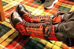 Scottish style!! ;)                                                                                                                                                                                 More