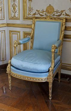 Armchair by Jacob, Versailles Palace