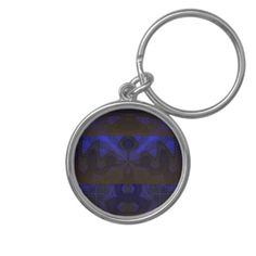 'Sonic Temple' by Roz Abellera Keychains. #keychain #RozAbellera #sonic #temple #abstract #art #accessories