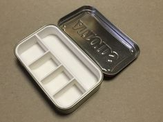 Altoid Kit for Trinus by rsgeek - Thingiverse 3d Printer Designs, 3d Printer Projects, 3d Projects, Useful 3d Prints, Techno Gadgets, 3d Things, 3d Printing Diy, 3d Printed Objects, Engineer Prints