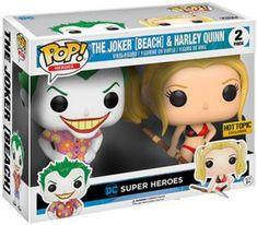 Funko Pop Marvel, Héros Dc Comics, Harley Quinn Et Le Joker, Joker Pop, Funko Pop Display, Daddys Little Monster, Pop Disney, Funko Pop Dolls, Funk Pop