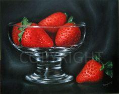 Strawberries- Ranjini