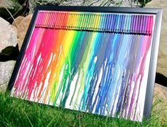 Melted Crayons Art | Just Imagine - Daily Dose of Creativity