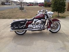 2001 Harley Road King Classic