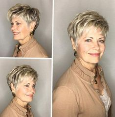 Feathered Blonde Pixie For Older Women hair styles for women over 60 chic 60 Best Hairstyles and Haircuts for Women Over 60 to Suit any Taste Hairstyles Over 50, Everyday Hairstyles, Pixie Hairstyles, Short Hairstyles For Women, Cool Hairstyles, Short Haircuts, Asymmetrical Hairstyles, Latest Hairstyles, Hairstyles 2018