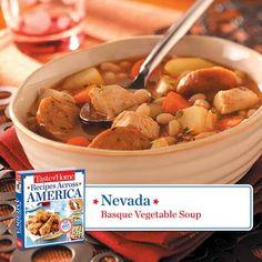 Nevada -- Basque Vegetable Soup