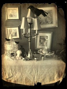 Inspire Bohemia: Halloween Home Decor Part II