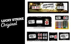 LUCKY STRIKE OCTOBER 2014 on Behance