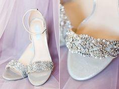 Blackstone Country Club Wedding | Wedding Shoe Inspiration