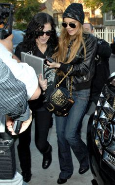 Linday Lohan & Ali Lohan from The Big Picture: Today's Hot Photos Ali Lohan, Celebrity Pics, Online Gallery, Big Picture, Hottest Photos, Celebrities, Fashion, Moda, Fashion Styles